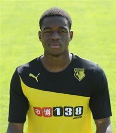 Uche Ikpeazu Uche Ikpeazu is playing his second season at Watford in