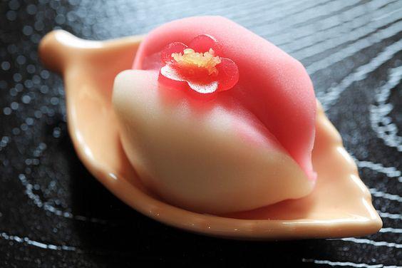 Wagashi ~   traditional Japanese confectionery