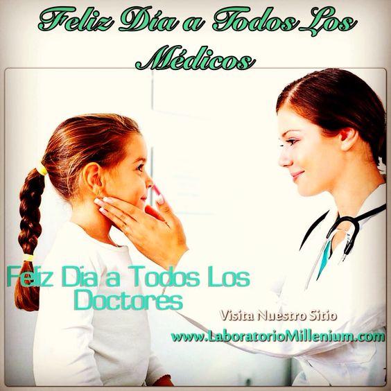 #Felicidades a todos los #médicos en este su día #megusta  http://www.facebook.com/LaboratorioMilleniumVeracruz #salud #doctor