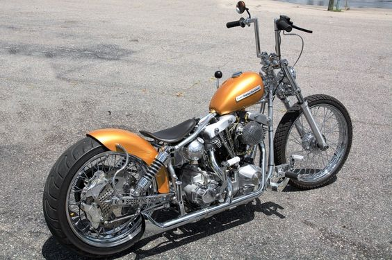 Bobbers - My Kind Of Bagger