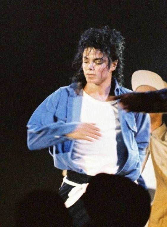 Michael Jackson - The Way You Make Me Feel - LIVE