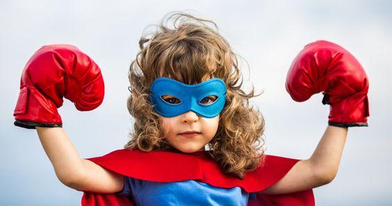 E se ensinássemos as meninas a serem valentes, em vez de serem perfeitas?