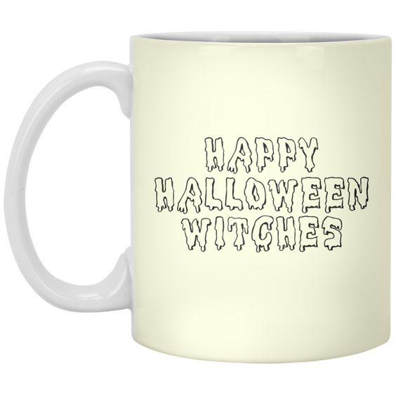 Happy Halloween Witches 11 oz. Mug