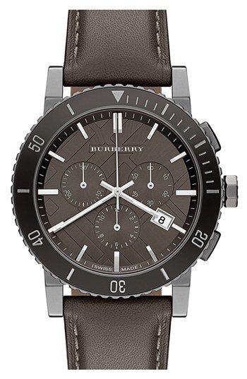 burberry check stamped chronograph watch nordstrom mens watch burberry check stamped chronograph watch nordstrom mens watch ceramics leather and nordstrom