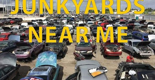 If You Easily Find The Required Auto Parts In Scrap Yards Near Me