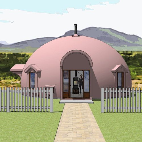 Real Working Drawings Monolithic Dome Dome House Office Wall Decor Dream House Plans