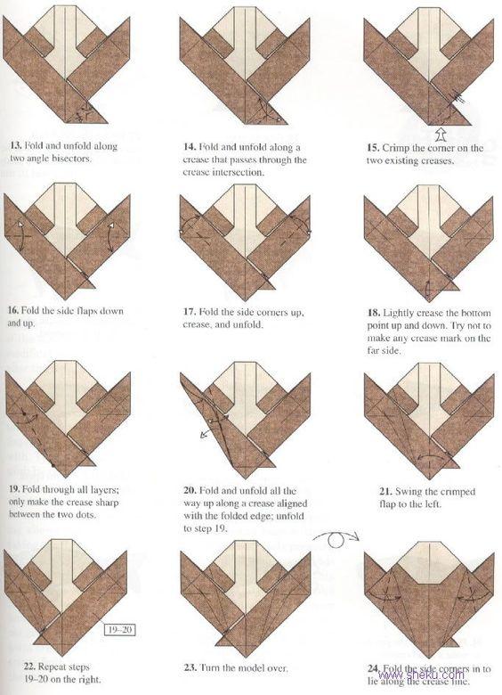 Koi origami and robert ri 39 chard on pinterest for Origami koi fish tutorial