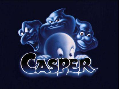 Casper, 1995 avec Christina Ricci et Bill Pullman. #cine-club, #specialhalloween, #bomontage