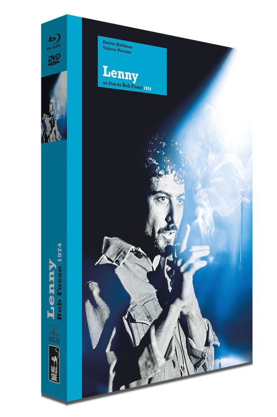 Critique de ‪Lenny‬ de Bob Fosse disponible en version restaurée HD dans un superbe combo DVD+ Blu-ray + Livre via Wild Side