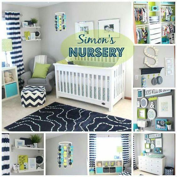 038 1024x682 Jpg 1024 682 Childroom Pinterest Nursery Navy And Room