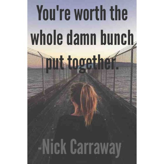 nick carraways role in the great In the novel nick plays the role of the narrator since he is an outsider and is not part of the upper class from the east or west egg, he gives us an overall perspective of the lives of.
