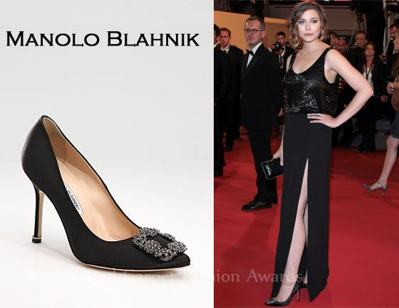 manolo blahnik hangisi jeweled pumps