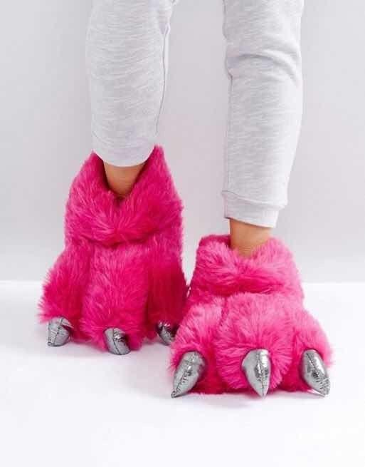 Hermosas Pantuflas Slippers Cute Slippers Animal Slippers