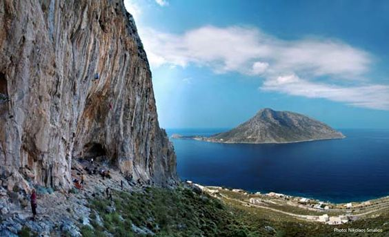 GREECE CHANNEL | kalymnos