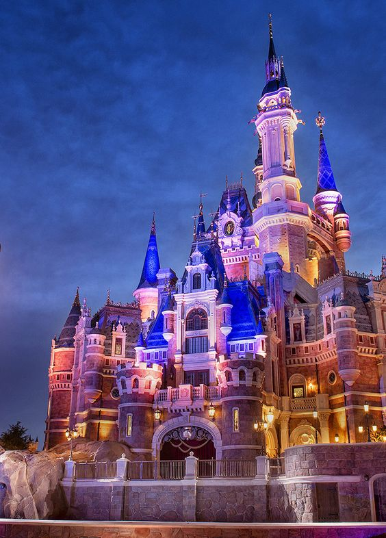 Disneyland, Shanghai, China