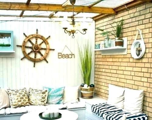 Ideas Nautical Outdoor Decor