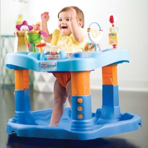Evenflo Interactive ExerSaucer Activity Center-Develop Babys Leg Muscles,Walker