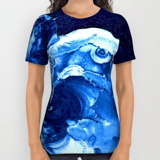 indigo blue - $34
