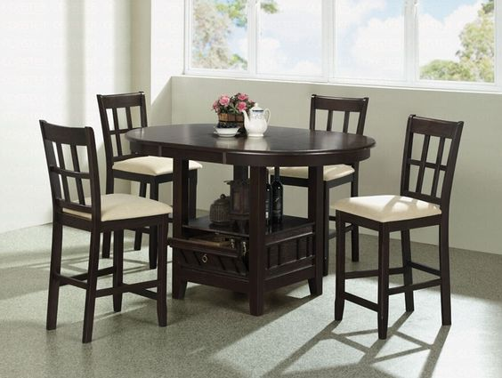 17 Best Images About Storage Cherry Kitchen Tables