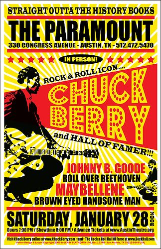 The Paramount - Chuck Berry: