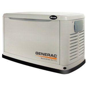 Generac Generators | Generac Guardian Series 5887 Natural Gas Generator