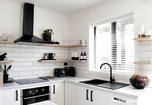 16++ Black and white kitchen accessories info