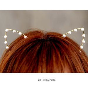 """Cat Head Band Animal Ear Head Band 