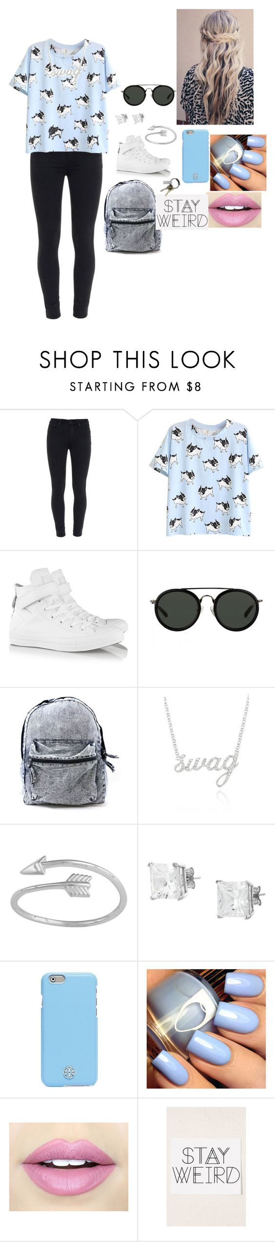 """""""going to school """" by jchristina ❤ liked on Polyvore featuring interior, interiors, interior design, home, home decor, interior decorating, Paige Denim, Converse, Dries Van Noten and Belk & Co."""