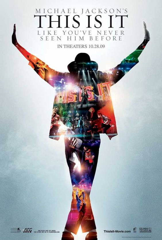 Michael Jackson This Is It...this will always be my all time favorite movie and it holds a special place in my heart
