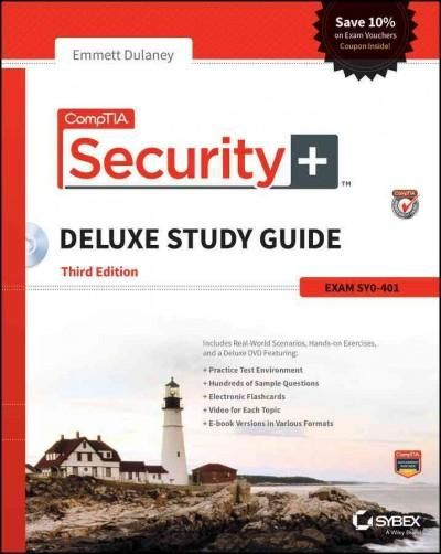 CompTIA Security+: Exam SY0-401