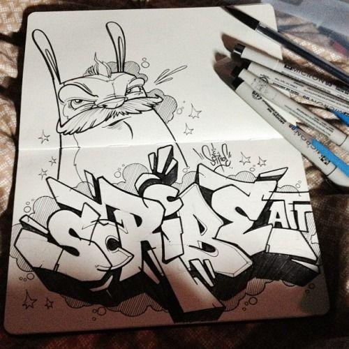 Black Book Graffiti 92