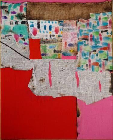 "Saatchi Art Artist Harue Tamaki; Collage, ""Aphrodite"" #art"