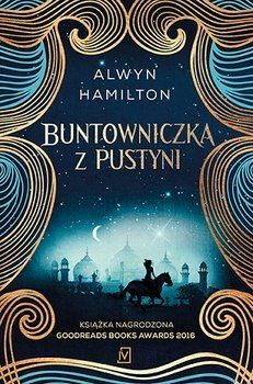 Rebel of the Sands by Alwyn Hamilton (Polish)
