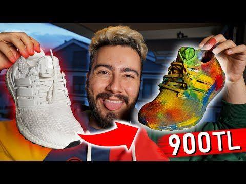 Enes Batur Youtube Adidas Youtube Ayakkabilar