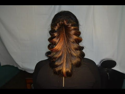 7 Ways To Make A Bun Using A Hair Donut Compilation 1 Week Of Bun Hairstyles Youtube Easy Hairstyles Hair Styles Bun Hairstyles