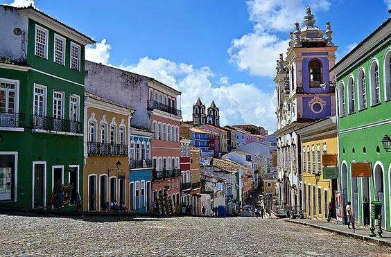 Charles Fonseca: Pelourinho. Salvador. Bahia. Fotografia