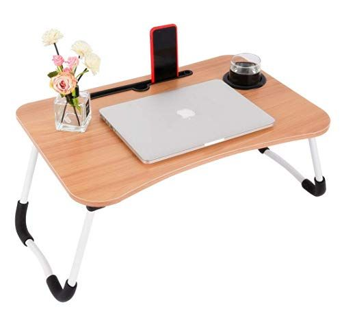 Buy Ts With Techsun Multi Purpose Wooden Laptop Desk Table Stand Study Table Bed Table Kids In 2021 Study Table Kids Activity Table Lap Desk For Kids