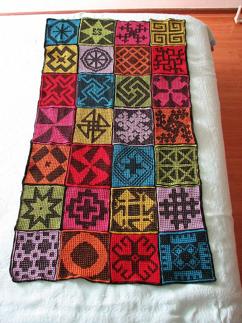 [PDF Download] Barbara Walker's Learn-to-Knit Afghan Book ...