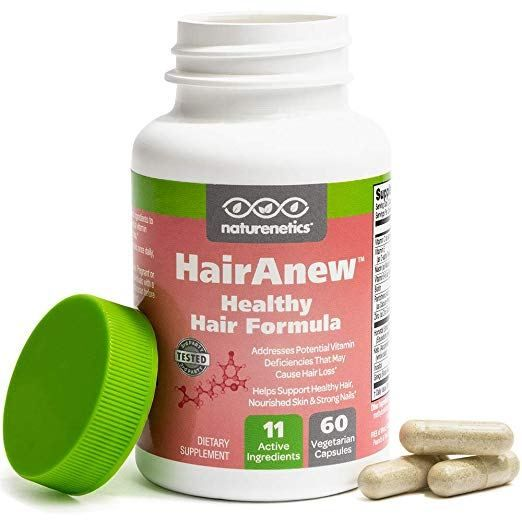 These Hair Growth Supplements Are Backed By Actual Science Vitamins For Hair Growth Hair Growth Supplement Growth Vitamins