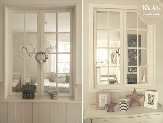 Skandinavisches Wohnen, wohnen in weiss, shabby chic, Schwedenhaus - schlafzimmer landhausstil weiß