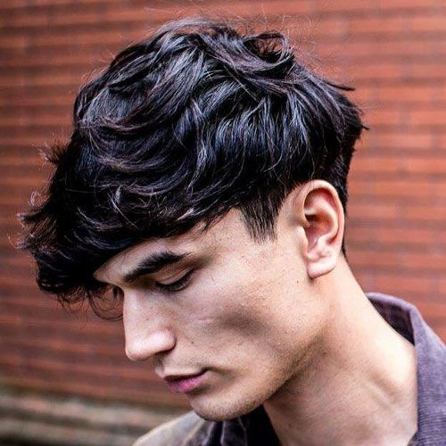 35 Best Short Sides Long Top Haircuts 2020 Styles Mushroom Haircut Medium Hair Styles Mens Hairstyles Medium