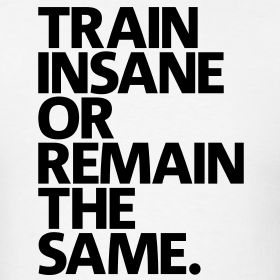 If only more people would apply this to their workout they would stop hating on those that get real gains.