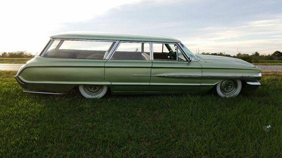 '64 Ford Galaxie Wagon