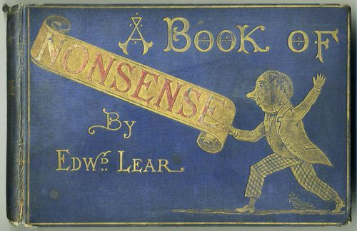 Edward Lear's A Book of Nonsense ca. 1875 James Miller edition