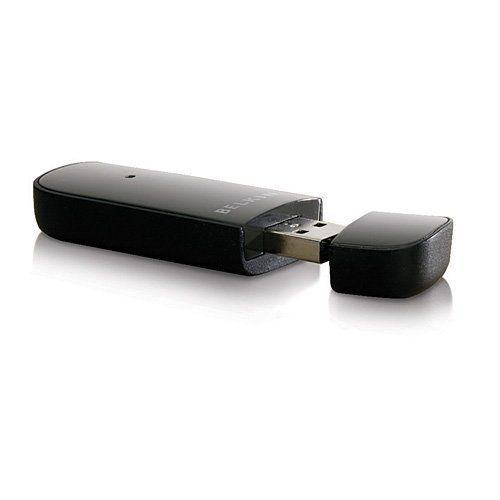 BELKIN 150N WIRELESS USB ADAPTER (F6D4050) by Belkin. $13.50. From the Manufacturer                From the Manufacturer Take advantage of fast Wireless technology with the Belkin N150 Enhanced Wireless USB Adapter. This Wireless-N adapter connects your desktop or notebook computer to your wireless network so you can enjoy fast network connections with a long range at an affordable price. By giving you connection speeds of up to 150 Mbps, this adapter is perfect for network i...