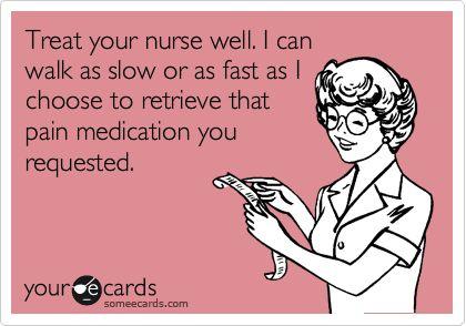 Nurses. :-)