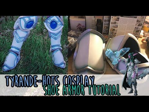 Tyrande Shoe Armor Cosplay Work Log Youtube Tyrande Tyrandecosplay Nightelf Evafoam Foamarmor Armor Blizzard Armor Heroes Of The Storm Foam Armor 2,202 likes · 26 talking about this. pinterest