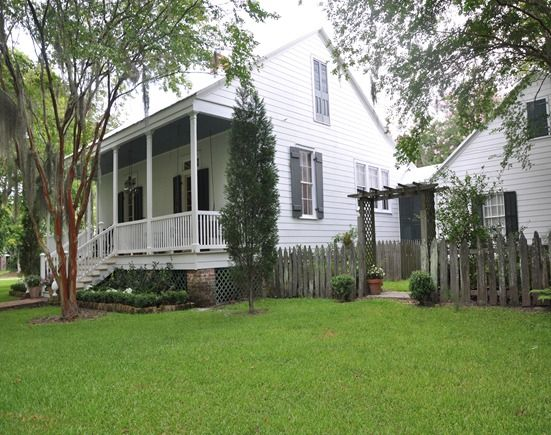 French Creole Creole Cottage And French On Pinterest