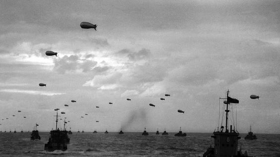 balloons at d-day