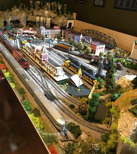 Small Model Train Layouts Track Plans In Ho Scale Various Projects Designed With Scarm Layout Soft Ho Scale Train Layout Model Train Layouts Train Layouts